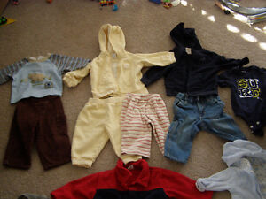 9 month old boys outfits