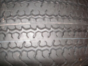 "TIRE ONLY ST225/75R/15 BRAND NEW TIRELOAD RANGE ""D""8 PLY"