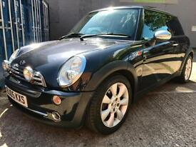 2005 MINI HATCHBACK 1.6 Cooper 3dr panoramic sunroof