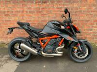 KTM 1290 Super Duke R Ready to race from only £52.50 a week