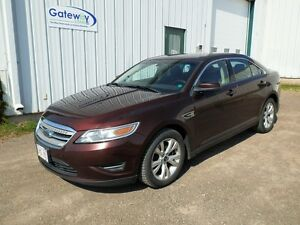JUST SOLD! 2010 Ford Taurus SEL- LOADED-As Traded