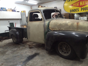 Chevrolet Pick-up 1953 (projet)