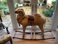 Rocking camel