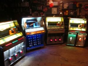 Wanted Jukebox pre 1960 and Parts any Condition