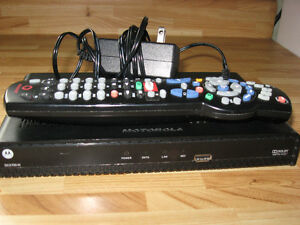 3  HD Receivers for Rogers TV