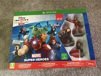 XBOX ONE Disney infinity never opened