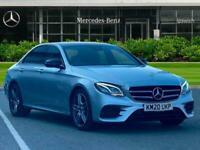 2020 Mercedes-Benz E Class E220d AMG Line Night Edition Prem + 4dr 9G-Tronic Aut