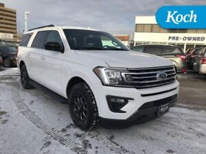 2018 Ford Expedition SSV Max  Cloth, Tow Pkg, Pwr 3rd Row