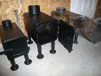 Wood stoves for sale for (Ice shacks,sauna and Sheds etc.