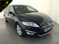 2013 63 FORD MONDEO TITANIUM X BUSINESS TDCI 1 OWNER SERVICE HISTORY FINANCE PX