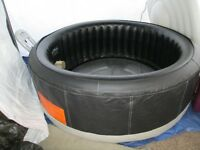 2 Inflatable Hot Tubs For The Price Of One