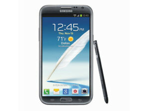 !! Samsung Galaxy Note 2 Seulement  199 $