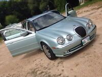 Jaguar 2000 4.0 LT S-type Fully Loaded With Sunroof