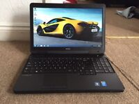 Dell E5540 core i5-4200U 500GB SSHD 8GB Ram Windows 7 laptop