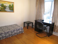Near Bayview Subway and Available July 1st, 2015