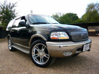 FRESH IMPORT 2004 FORD EXPEDITION EXPLORER V8 AUTOMATIC BLACK NAVIGATOR ESCALADE