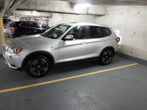 2013 BMW X3 Xdrive 2.8i