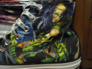 Brand New - DC Comics Green Arrow Converse Shoes