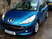 Peugeot 207 1.4 VTi 95 ( a/c ) S 2 PREVIOUS OWNERS,45000 MILES ONLY