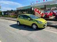2011 Ford Fiesta 1.4 TDCi Edge 5dr HATCHBACK Diesel Manual