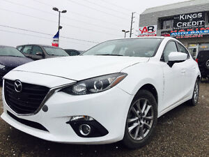 2014 Mazda Mazda3 GS-SKY|Navi|Rear View Cam.|Heated Seat|Sunroof