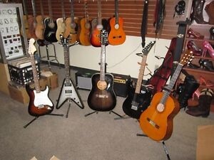 NEW ARRIVALS FOR GUITARS AT MATTS MEDIA OUTLET!!