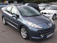 Peugeot 207 1.6 16v SE Hatchback 5dr Petrol Automatic excellent condition