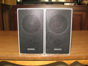 4 x 10 Sony Speakers