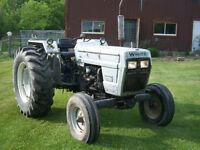 1976 WHITE 2-50 Field Boss Tractor
