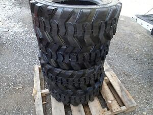 New Skid Steer Tires 12 x 16.5 12ply  $175 each
