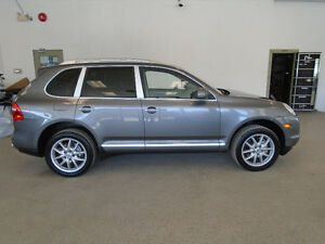 2008 PORSCHE CAYENNE S LUXURY 4X4! NAVI! 385HP! ONLY $19,900!!!!