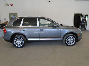 2008 PORSCHE CAYENNE S LUXURY 4X4! NAVI! 385HP! ONLY $20,900!!!!