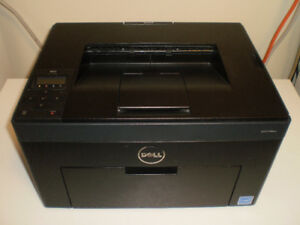 Dell Color Laser Printer C1760nw