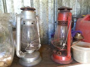 Storm lantern Belleville Belleville Area image 1