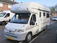 Compass Cruiser 740 - 4 Berth REAR LOUNGE Motorhome For Sale