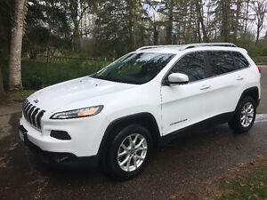 Reduced-2014 Jeep Cherokee North SUV, Crossover