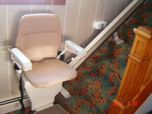 NEED GONE ASAP STANNAH  stair/chair lift