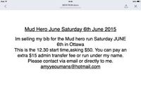 Mud Hero 2015 Ottawa