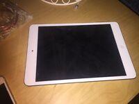 iPad mini, spares or repairs.