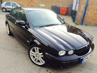 TOP OF THE RANGE JAGUAR X TYPE SPORT PREMIUM DIESEL FULLY LOADED IMMACULATE CONDITION