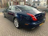 2011 Jaguar XJ D V6 PREMIUM LUXURY SWB STUNNING CAR LOVELY MILES Auto Saloon Die