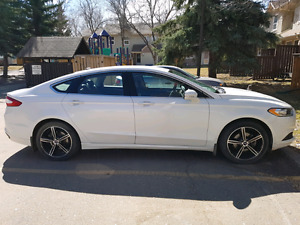 2014 Ford fusion 117000km
