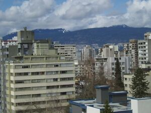 One bedroom Downtown-West End Greater Vancouver Area image 3