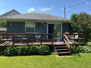 Updated 1 BR House in Keswick Across from the Lake