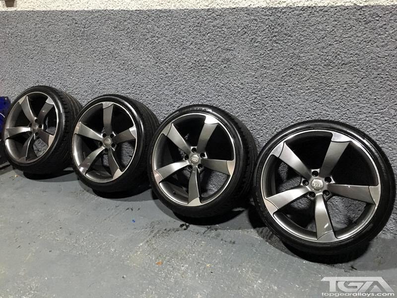 Audi A5 Black Edition Alloys Audi A5 20tdi Black Edition