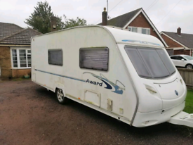 Ace award 2007 year 4 berths with full size awning,
