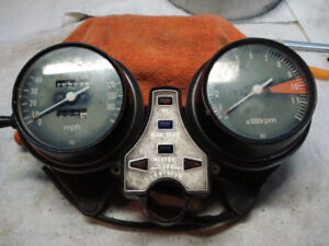 Honda gauges 750F