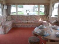 Static caravan for sale 25minutes from Colchester