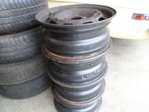 """Volvo 15"""" Rims..fit V70, XC70, S60, S70, C30..great condition"""