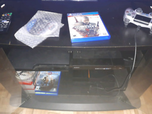 Sony 4k bluray, ps3, ps4 .20 cd games.